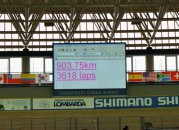 24h indoor World Record 2010