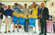 Race across the Alps 2001, 2nd place